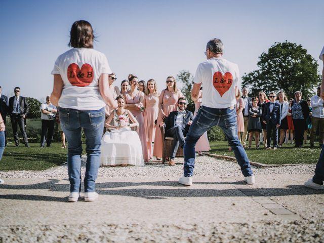 Le mariage de Benjamin et Laura à Quimper, Finistère 130