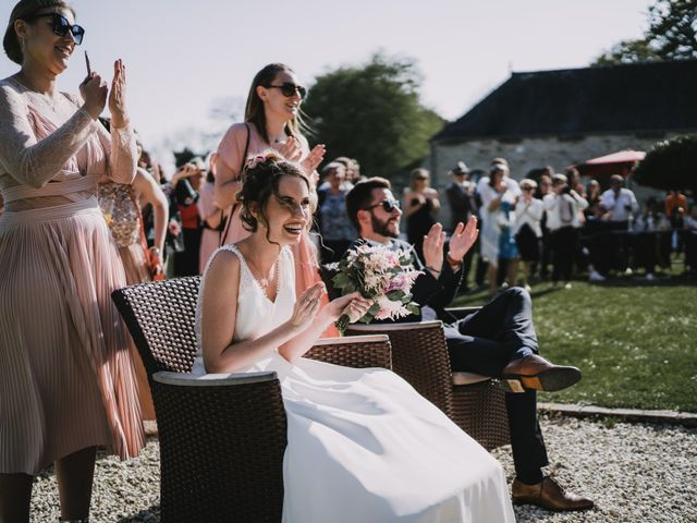 Le mariage de Benjamin et Laura à Quimper, Finistère 131