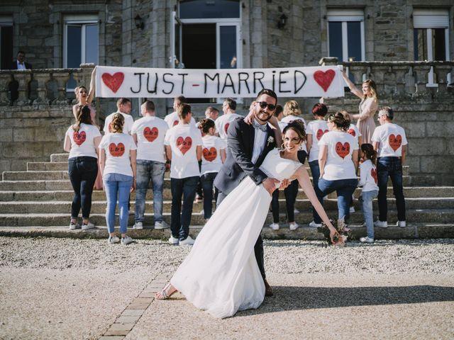 Le mariage de Benjamin et Laura à Quimper, Finistère 132