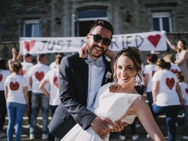 Le mariage de Benjamin et Laura à Quimper, Finistère 133