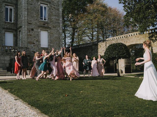 Le mariage de Benjamin et Laura à Quimper, Finistère 136