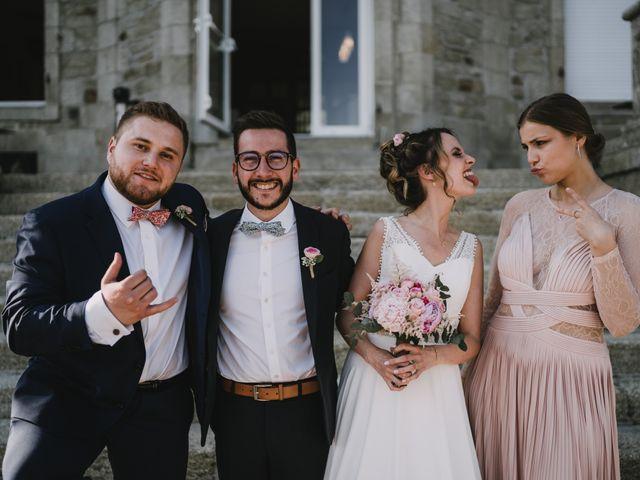 Le mariage de Benjamin et Laura à Quimper, Finistère 142
