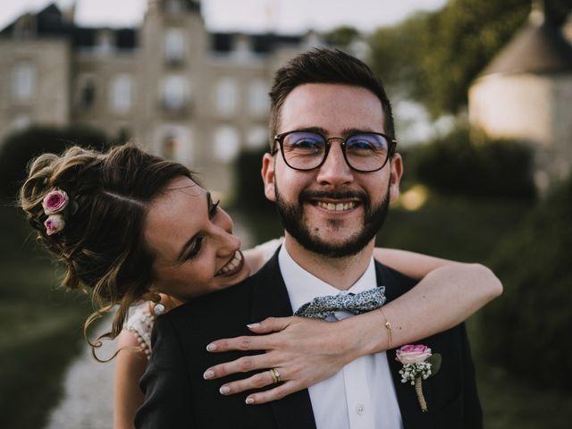 Le mariage de Benjamin et Laura à Quimper, Finistère 145