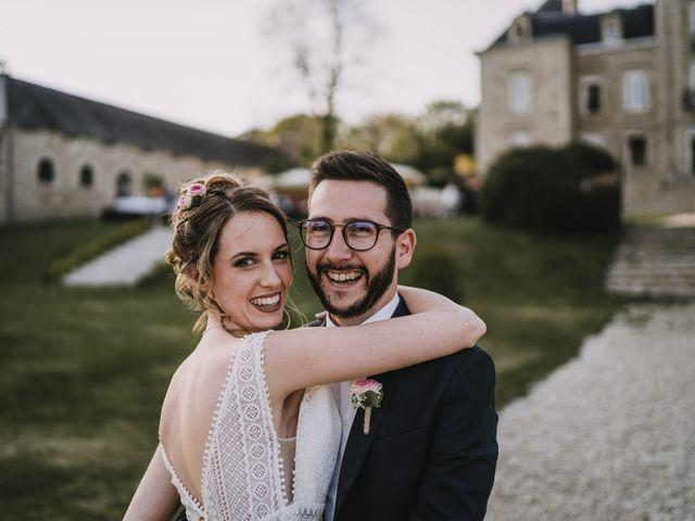 Le mariage de Benjamin et Laura à Quimper, Finistère 148