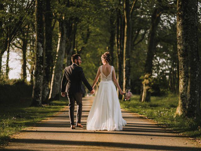 Le mariage de Benjamin et Laura à Quimper, Finistère 149