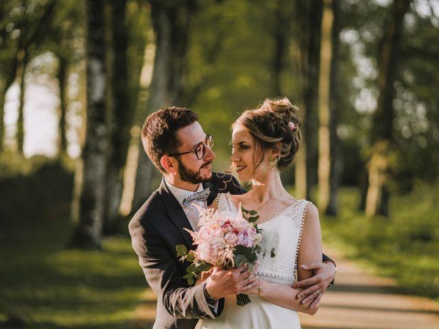 Le mariage de Benjamin et Laura à Quimper, Finistère 151