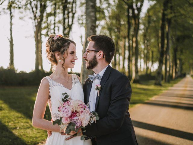 Le mariage de Benjamin et Laura à Quimper, Finistère 153