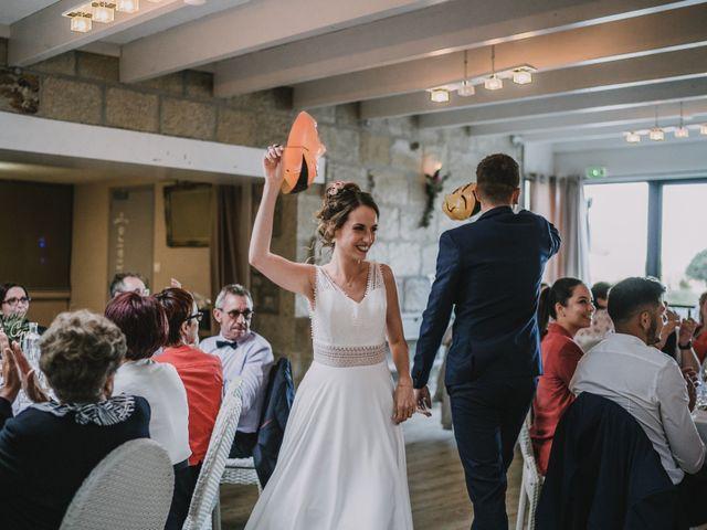 Le mariage de Benjamin et Laura à Quimper, Finistère 164