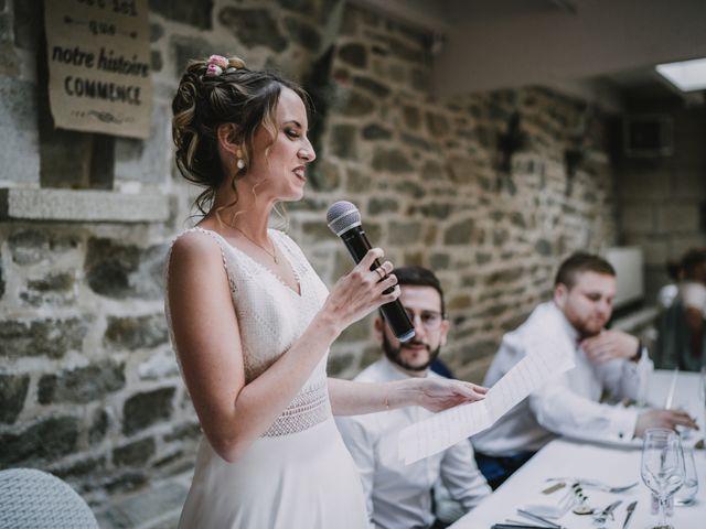 Le mariage de Benjamin et Laura à Quimper, Finistère 166