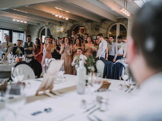 Le mariage de Benjamin et Laura à Quimper, Finistère 175