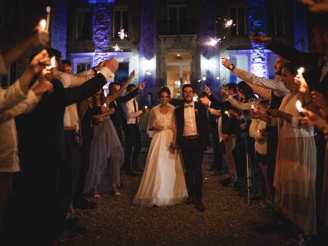 Le mariage de Benjamin et Laura à Quimper, Finistère 184