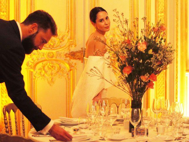 Le mariage de Mathieu et Marie à Paris, Paris 1