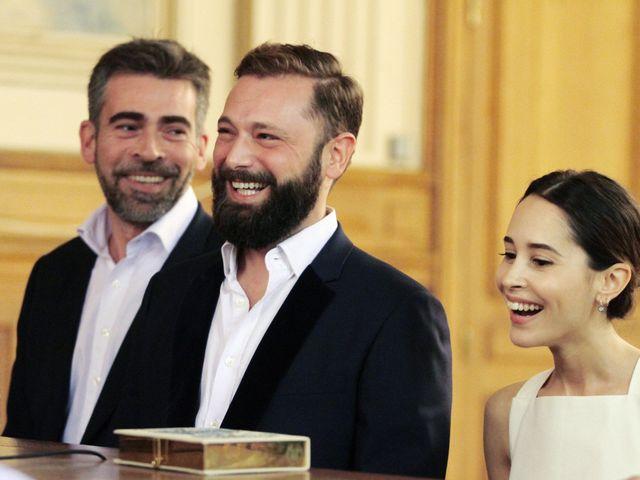 Le mariage de Mathieu et Marie à Paris, Paris 11