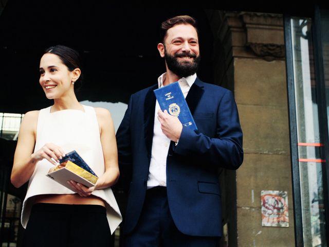 Le mariage de Mathieu et Marie à Paris, Paris 12