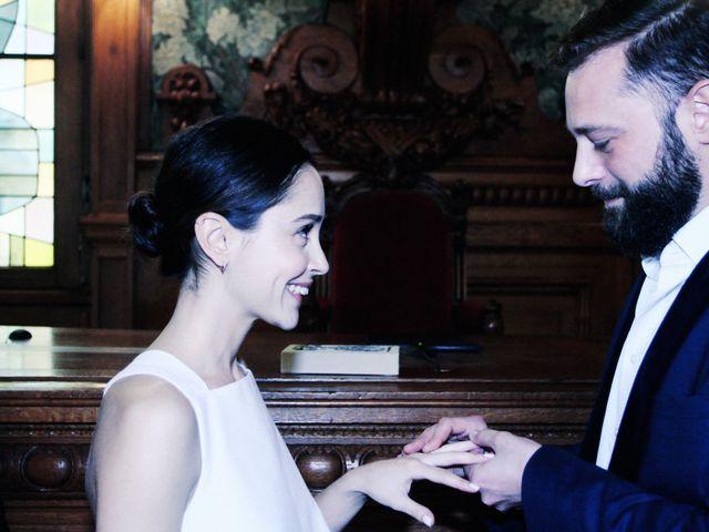 Le mariage de Mathieu et Marie à Paris, Paris 38