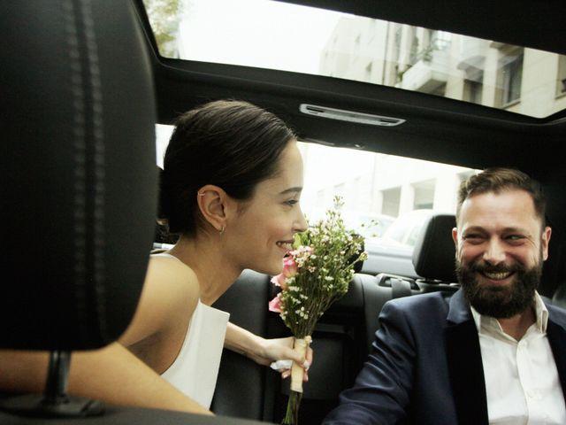 Le mariage de Mathieu et Marie à Paris, Paris 40