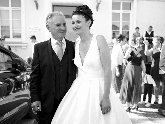 Le mariage de Mathieu et Lise à Chémeré, Loire Atlantique 2