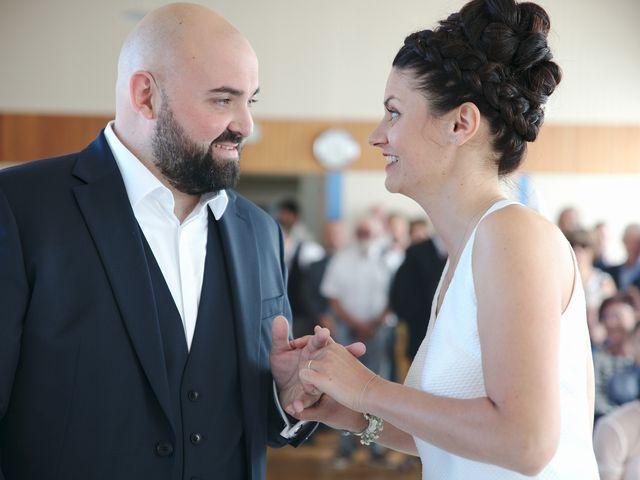 Le mariage de Mathieu et Lise à Chémeré, Loire Atlantique 3