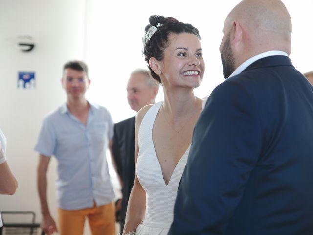 Le mariage de Mathieu et Lise à Chémeré, Loire Atlantique 5