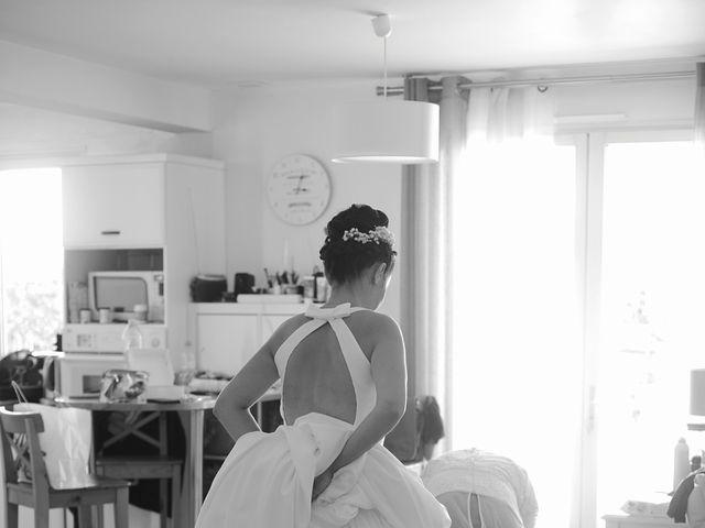 Le mariage de Mathieu et Lise à Chémeré, Loire Atlantique 13