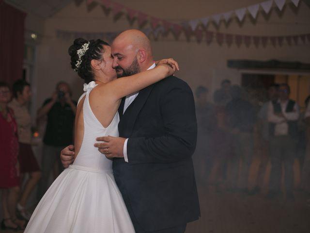 Le mariage de Mathieu et Lise à Chémeré, Loire Atlantique 15