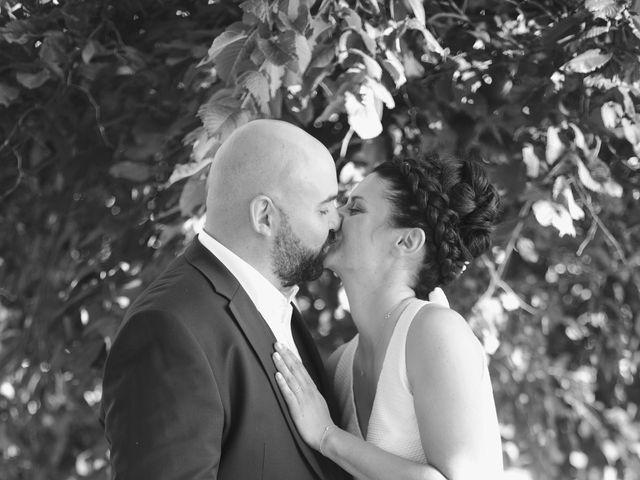 Le mariage de Mathieu et Lise à Chémeré, Loire Atlantique 19