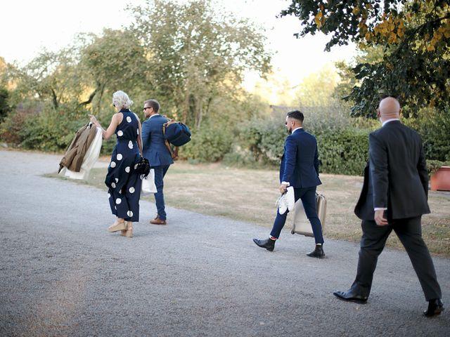 Le mariage de Mathieu et Lise à Chémeré, Loire Atlantique 22