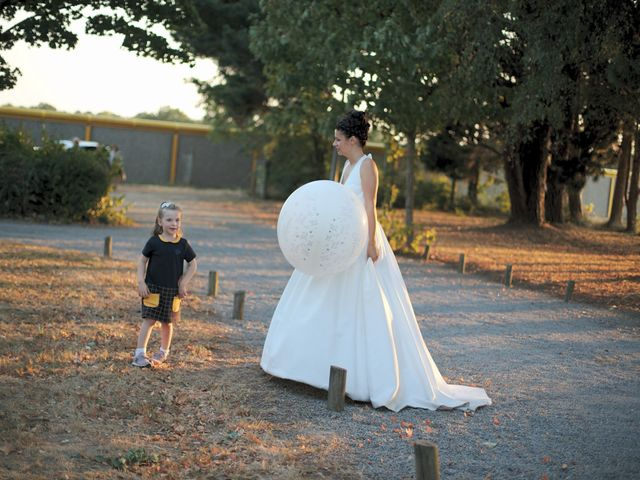 Le mariage de Mathieu et Lise à Chémeré, Loire Atlantique 37