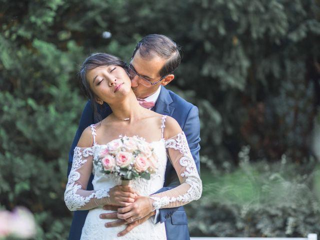 Le mariage de Fred et Annie à Hermeray, Yvelines 4