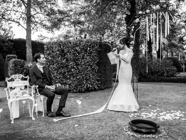 Le mariage de Fred et Annie à Hermeray, Yvelines 5