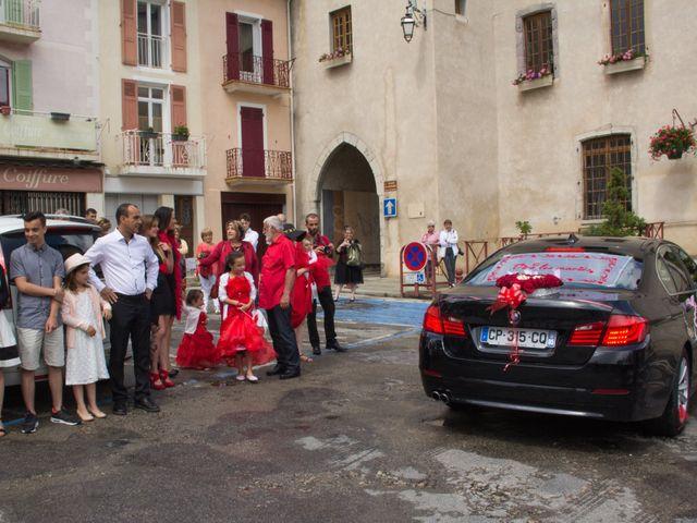 Le mariage de Vincent et Cindy à Veynes, Hautes-Alpes 22