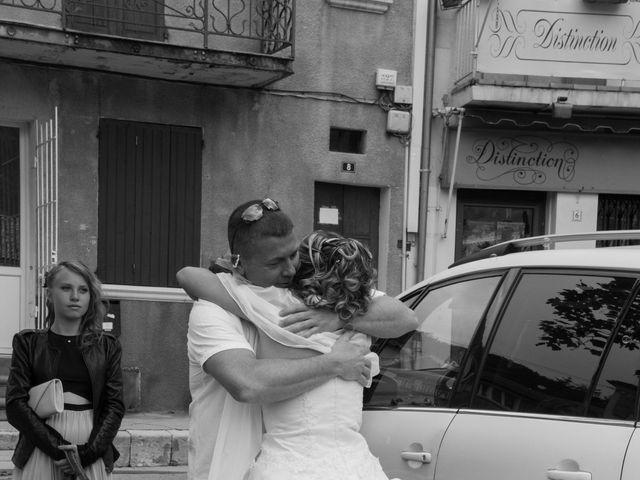 Le mariage de Vincent et Cindy à Veynes, Hautes-Alpes 31