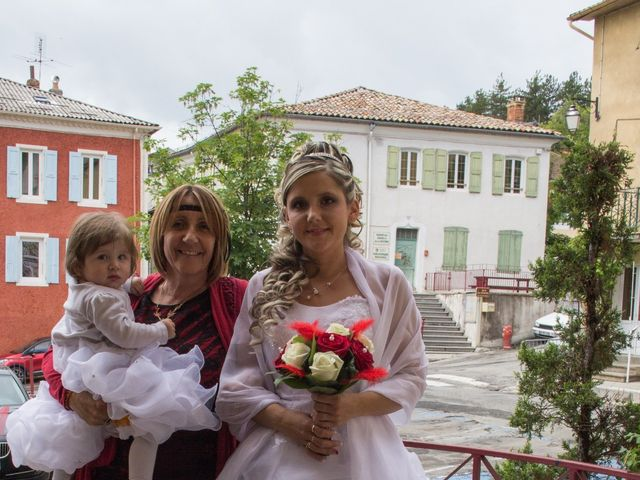 Le mariage de Vincent et Cindy à Veynes, Hautes-Alpes 35