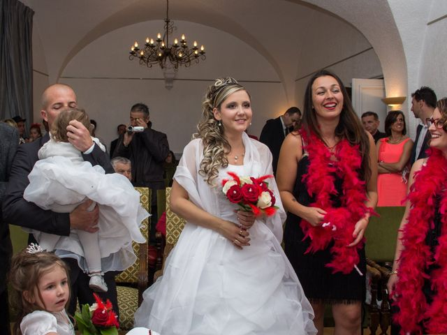 Le mariage de Vincent et Cindy à Veynes, Hautes-Alpes 42