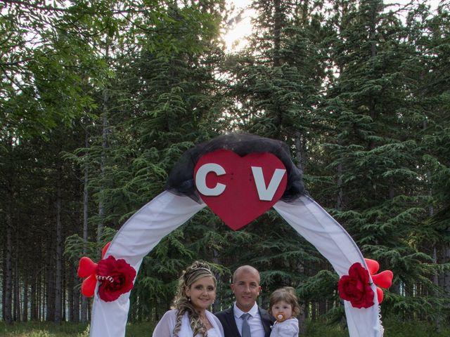 Le mariage de Vincent et Cindy à Veynes, Hautes-Alpes 64