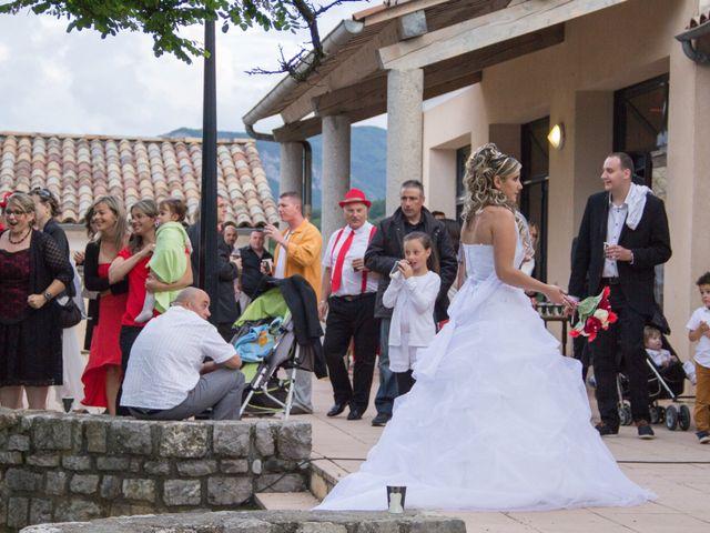 Le mariage de Vincent et Cindy à Veynes, Hautes-Alpes 70