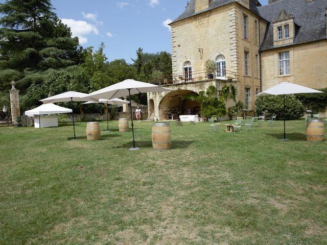 Le mariage de Jérémie et Emilie à Aubas, Dordogne 2