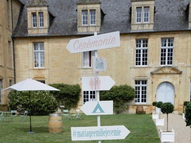 Le mariage de Jérémie et Emilie à Aubas, Dordogne 4