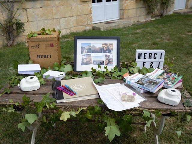 Le mariage de Jérémie et Emilie à Aubas, Dordogne 5