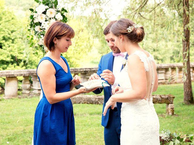 Le mariage de Jérémie et Emilie à Aubas, Dordogne 24