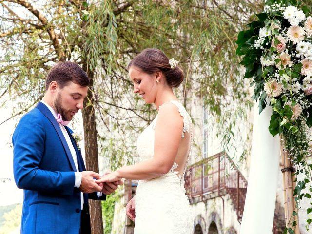 Le mariage de Jérémie et Emilie à Aubas, Dordogne 25