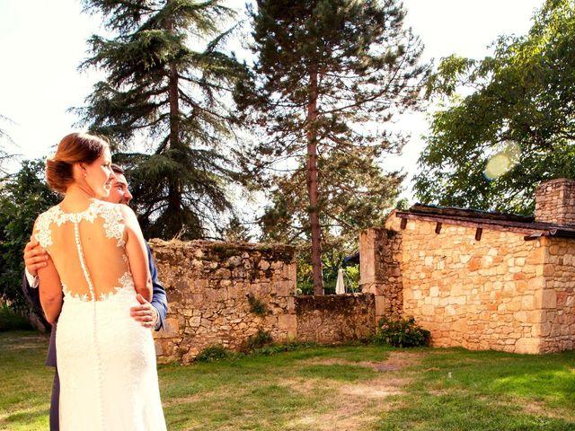 Le mariage de Jérémie et Emilie à Aubas, Dordogne 29