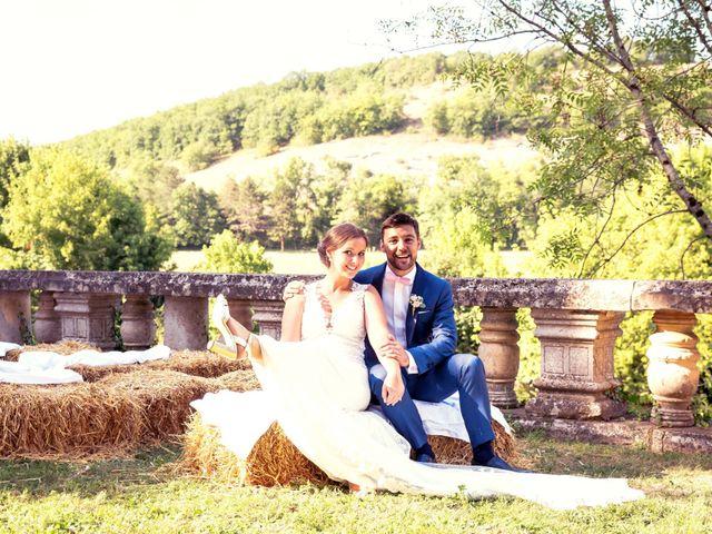 Le mariage de Jérémie et Emilie à Aubas, Dordogne 30