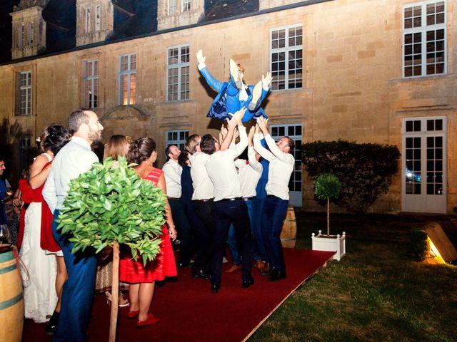 Le mariage de Jérémie et Emilie à Aubas, Dordogne 39