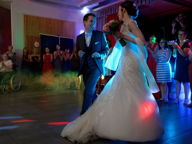 Le mariage de Franck et Gwen à Vesoul, Haute-Saône 33