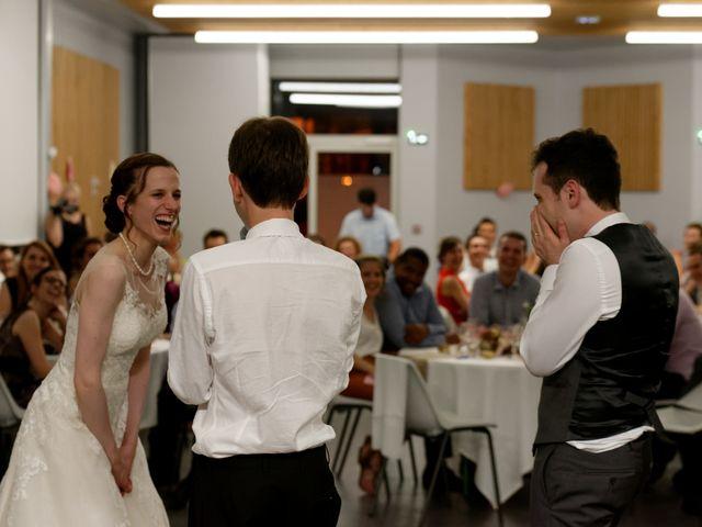 Le mariage de Franck et Gwen à Vesoul, Haute-Saône 42