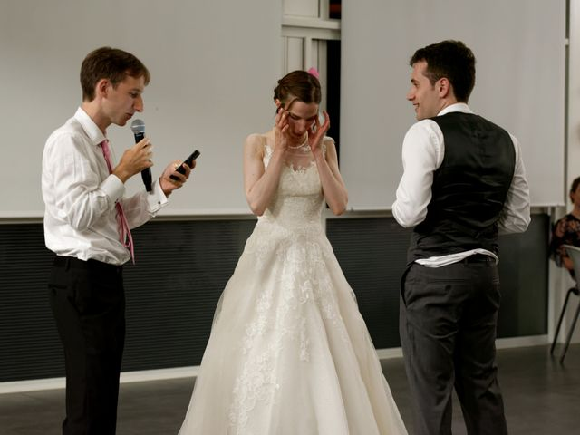 Le mariage de Franck et Gwen à Vesoul, Haute-Saône 43