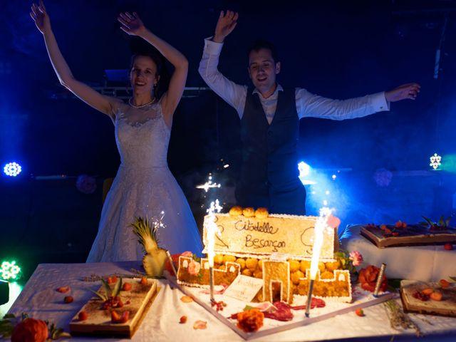 Le mariage de Franck et Gwen à Vesoul, Haute-Saône 49
