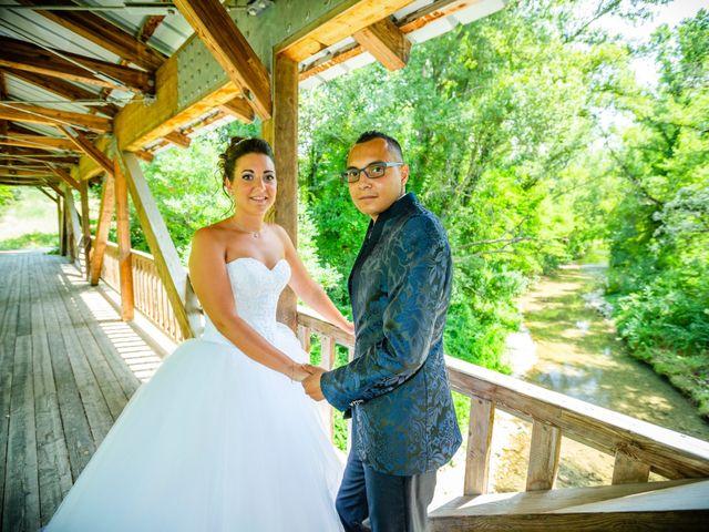 Le mariage de Philippe et Aydrey à Manosque, Alpes-de-Haute-Provence 7