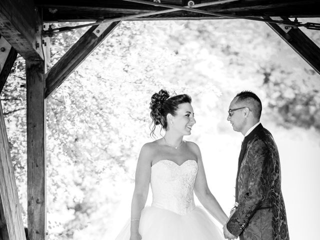 Le mariage de Philippe et Aydrey à Manosque, Alpes-de-Haute-Provence 13